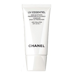 CHANEL 香奈兒 臉部彩妝系列-全效多重防曬隔離乳SPF30 PA++ LE BLANC UV ESSENTIEL SPF30/PA++