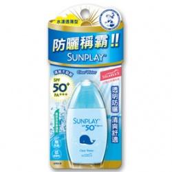 MENTHOLATUM 曼秀雷敦 SUN PLAY防曬系列-防曬乳液-水漾透薄型SPF50+ PA+++