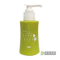 柔亮洗面乳 herbaceous esthetics cleansing cream
