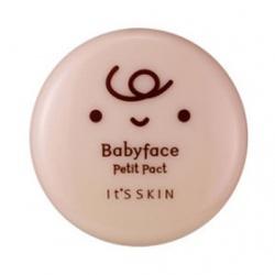 天使娃娃控油粉餅SPF25/PA++ Babyface Petit Pact SPF25/PA++