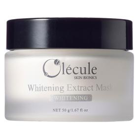 Olecule 奧樂分 保養面膜-維他命C活性美白抗老面膜 Whitening Extract Mask