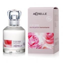 ACORELLE 女性香氛-玫瑰有機淡香精
