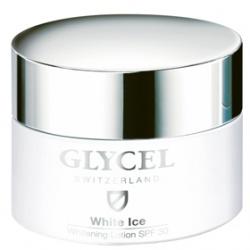 GLYCEL 卡爾詩 冰晶&#26227白系列-冰晶晳白防曬美膚霜SPF 30  White Ice Whitening Lotion SPF 30
