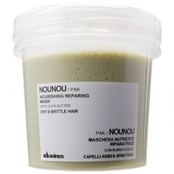 davines 特芬莉 Essential Haircare 地中海天堂系列-NOUNOU暖暖強化髮膜