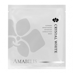 AMABILIS 蘭皙璀璨煥白系列-蘭皙璀璨煥白超導面膜 Supreme Brightening Advanced Conduction Mask