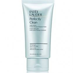 Estee Lauder 雅詩蘭黛 臉部卸妝-細緻煥采雙效保濕潔面霜 Perfectly Clean Multi-Action Creme Cleanser/Moisture Mask
