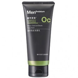MENTHOLATUM 曼秀雷敦 男士系列-微米勁炭洗面乳