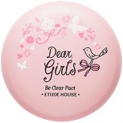 ETUDE HOUSE  粉餅-少女時代~有機鮮果好氣色輕妝粉餅