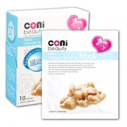 coni beauty 面膜系列-納豆全面保濕面膜 Natto Ultimate Hydration Mask