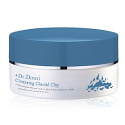 Dr.Douxi 朵璽 清潔面膜-灰晶靈淨化煥膚冰河泥