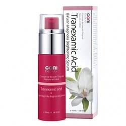 coni beauty 精華液系列-傳明酸玉蘭亮白精華 Tranexamic acid and Yulan Magnolia Brightening Serum