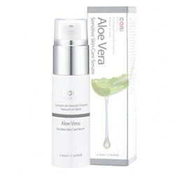 coni beauty 精華液系列-蘆薈舒緩敏感調理精華 Aloe Vera Sensitive Skin Care Serum