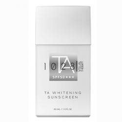 1028  底妝系列-傳明酸美白潤色防曬乳SPF50★★★ TA Whitening Sunscreen SPF50★★★