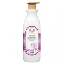 coni beauty 山羊奶系列-白麝香山羊奶滋潤沐浴乳 Musk Goat Milk Moisturizing Shower Cream