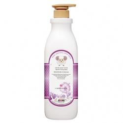 白麝香山羊奶滋潤沐浴乳 Musk Goat Milk Moisturizing Shower Cream