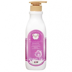 coni beauty 洗髮-白麝香山羊奶豐盈洗髮精 White Musk Super Rich Shampoo With Goat Milk