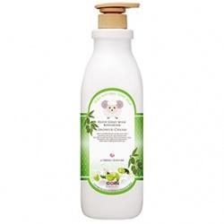coni beauty 山羊奶系列-橄欖山羊奶密集修護沐浴乳 Oilve Goat Milk Repairing Shower Cream