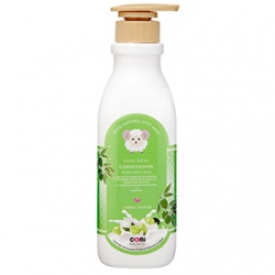 coni beauty 護髮-橄欖山羊奶亮澤護髮精華 Olive Shine Conditioner With Goat Milk