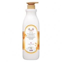 coni beauty 山羊奶系列-白玉蘭山羊奶嫩白沐浴乳 Magnolia Goat Milk WhiteningShower Cream