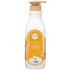 coni beauty 洗髮-白玉蘭山羊奶深層修護洗髮精 Magnolia Deep Repair Shampoo With Goat Milk