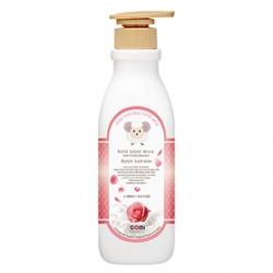 coni beauty 身體保養-玫瑰山羊初乳抗氧化身體乳 Rose Goat Milk Antioxidant Body Lotion