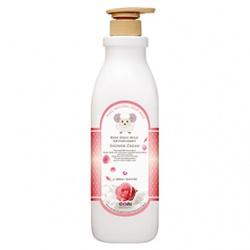 玫瑰山羊奶抗氧化沐浴乳 Rose Goat Milk Antioxidant Shower Cream