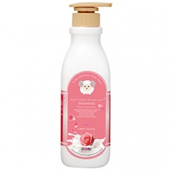 coni beauty 洗髮-玫瑰山羊奶護色洗髮精 Rose Color Protecting Shampoo With Goat Milk