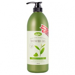 有機植萃舒緩沐浴凝露(綠茶) Organic Herbal Extract Relieve Shower Gel-Green Tea