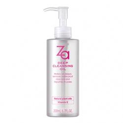 Za  臉部卸妝-零黏膩保濕卸妝油(深層潔淨型)