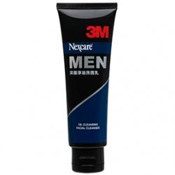3M  男仕臉部保養-MEN深層淨油洗面乳