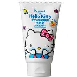 heme  Hello Kitty魔力極淨系列-毛穴粉刺專用洗面乳