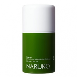 NARUKO 牛爾親研 乳霜-茶樹控油抗痘輕盈水凝霜 Tea Tree Shine Control & Blemish Clear Gel-Cream