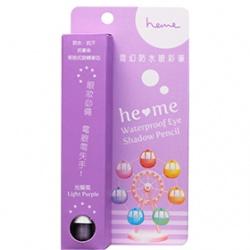 heme  眼影-霓幻防水眼彩筆 Waterproof Eye Shadow Pencil-Light Purple