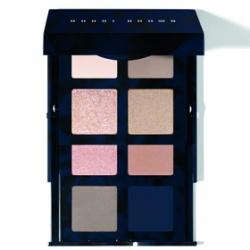 BOBBI BROWN 芭比波朗 眼影-輕裸藍調眼彩盤 Navy & Nude Eye Palette