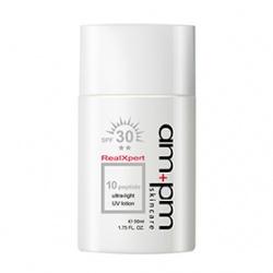 am+pm skincare  保養系列-RX10倍胜肽輕盈防曬液SPF30★★ 10X peptide ultra-light UV lotion