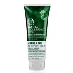 The Body Shop 美體小舖 洗顏-茶樹淨膚酷涼保濕淨化洗面乳