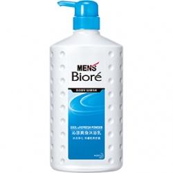 男仕沐浴清潔產品-男性專用沁涼爽身沐浴乳