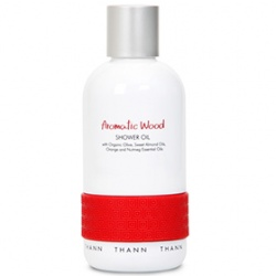 THANN 涵庭  沐浴清潔-香木系列沐浴油