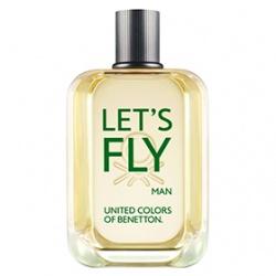 動力男性淡香水 LET'S FLY MAN