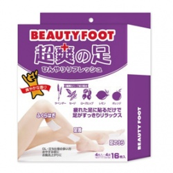 BEAUTYFOOT 腿‧足保養-超爽の足美腿舒緩貼片