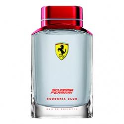 Ferrari 法拉利 香氛系列-勁速聯盟男性淡香水 Scuderia Club