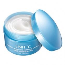 UNITEC 彤妍 凝膠‧凝凍-燕窩素玻尿酸保濕水凍膜 Mulitiplex Hyaluronan Hydrating Jelly Mask
