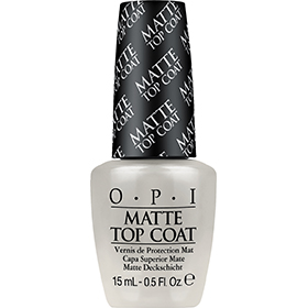 OPI 指甲油系列-薄霧森林霧面護甲油 NTT35 OPI MATTE TOP COAT