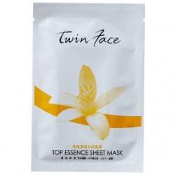 twin face 保養面膜-安瓶頂級水感隱形雲膜 Top Essence Sheet Mask