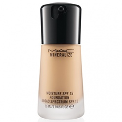 M.A.C 粉底液-柔礦精華絲柔粉底液SPF15 Mineralize Moisture SPF 15 Foundation