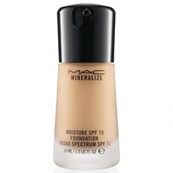柔礦精華絲柔粉底液SPF15 Mineralize Moisture SPF 15 Foundation