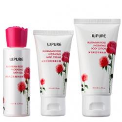 保加利亞玫瑰香氛美體組 Bulgarian Rose Hydrating Aroma Body Set