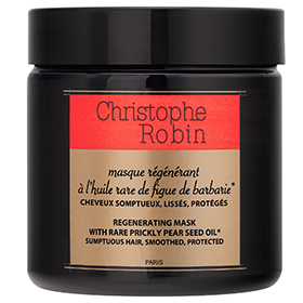 Christophe Robin 護髮系列-刺梨籽油柔亮修護髮膜 Regenerating Mask with Rare Prickly Pear Oil