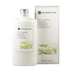 bath&bloom 泰國茉莉名媛系列-泰國茉莉香氛美體乳 Thai Jasmine body lotion
