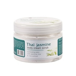 bath&bloom 身體去角質-泰國茉莉美體角質代謝霜 Thai Jasmine body scrub